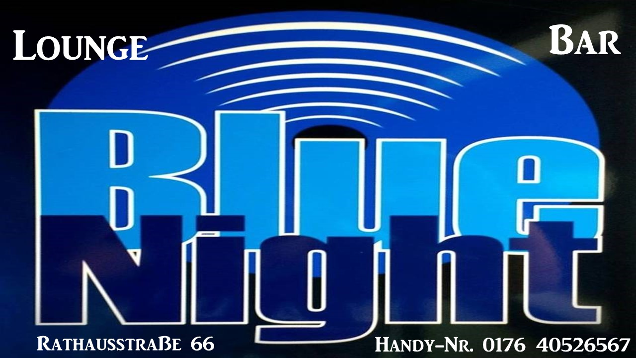 Banner Blue Night